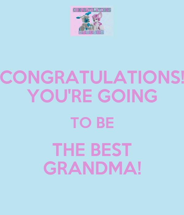 congratulations grandma images