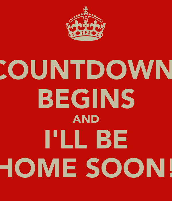 I Ll Be Home For Christmas Quotes: Countdown Begins Quotes. QuotesGram