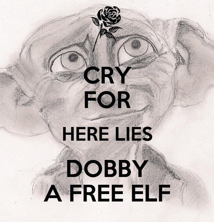 here lies dobby - photo #17