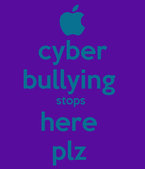 Cyber bully logo