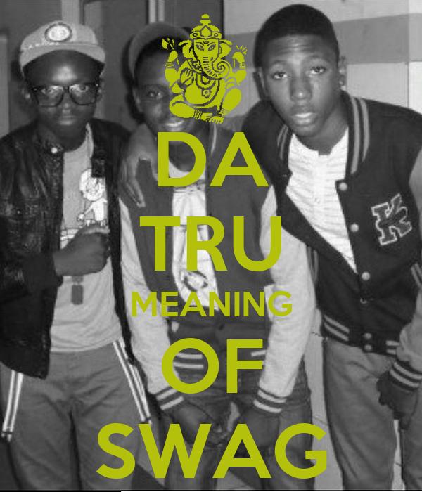 Da Meaning