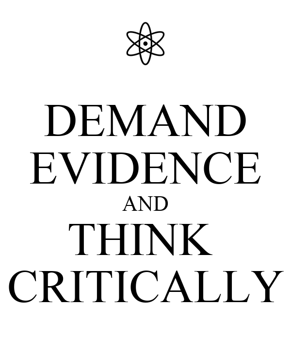 critical thinking images as evidence In an evidence-based–practice world, it is becoming increasingly important that leaders enumerate and articulate the value and application of critical thinking as a.