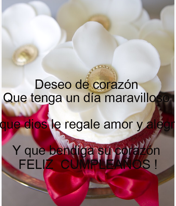 Deseos Del Corazon Deseo de Corazón Que Tenga un