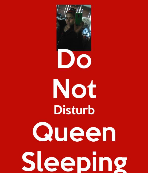 do not disturb sleeping related keywords do not disturb