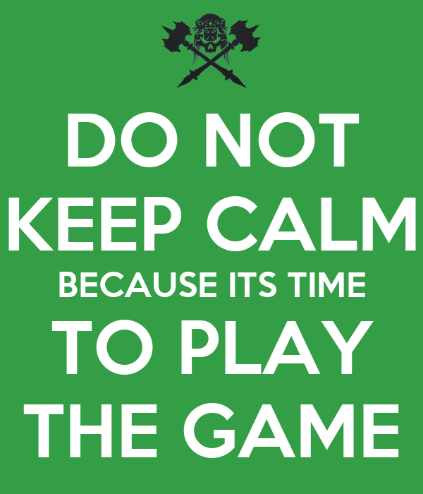 its time to play the game lyrics