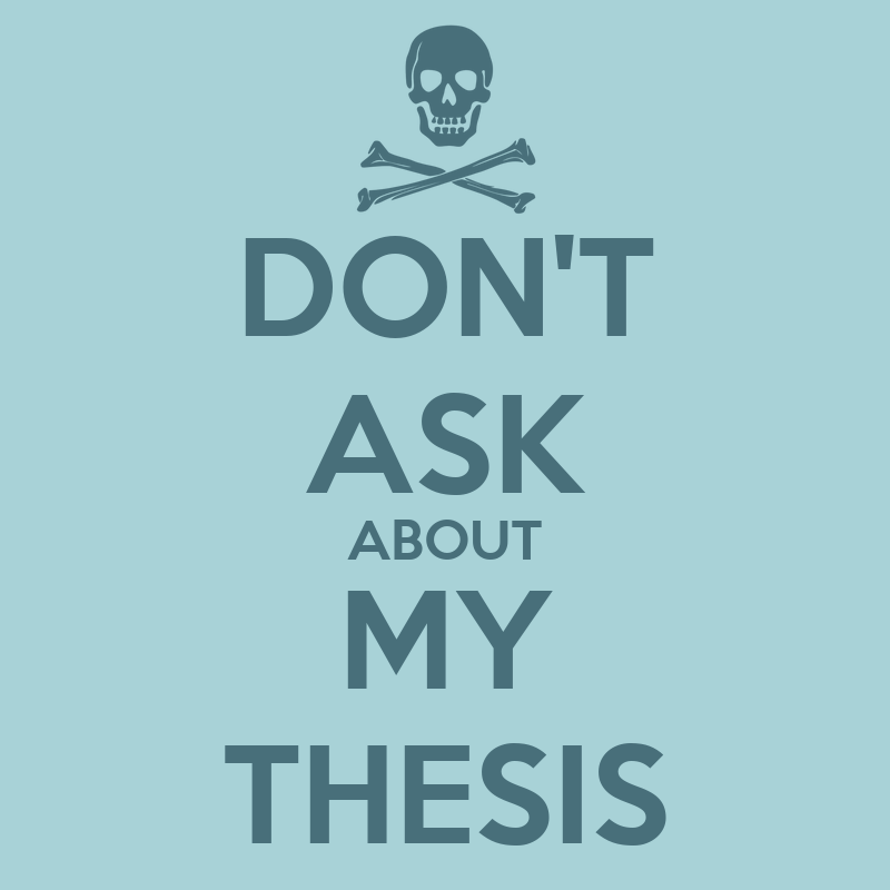Help me restate my thesis