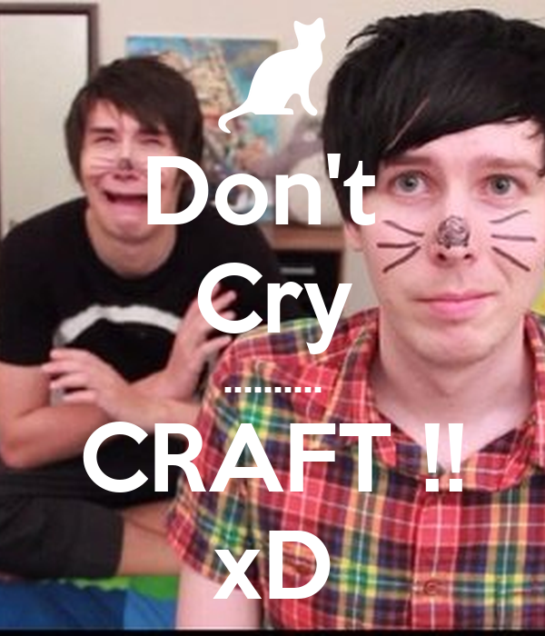 Don 39 t cry craft xd poster jasmjn keep for Don t cry craft