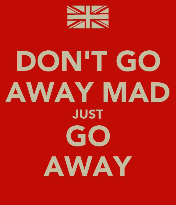 Mötley Crüe – Don't Go Away Mad (Just Go Away) Lyrics ...