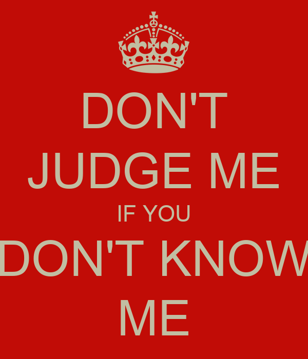 1 you can t judge the How do you make disciples (matthew 28:20) if we can't judge aren't we his mouthpiece (jer5:14).