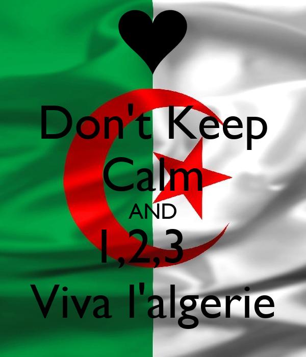 l'algérie don-t-keep-calm-and-