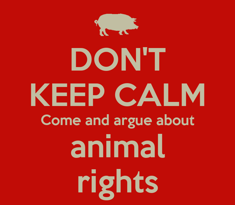 passionate animal rights human race worlds slaughterers glad group animals