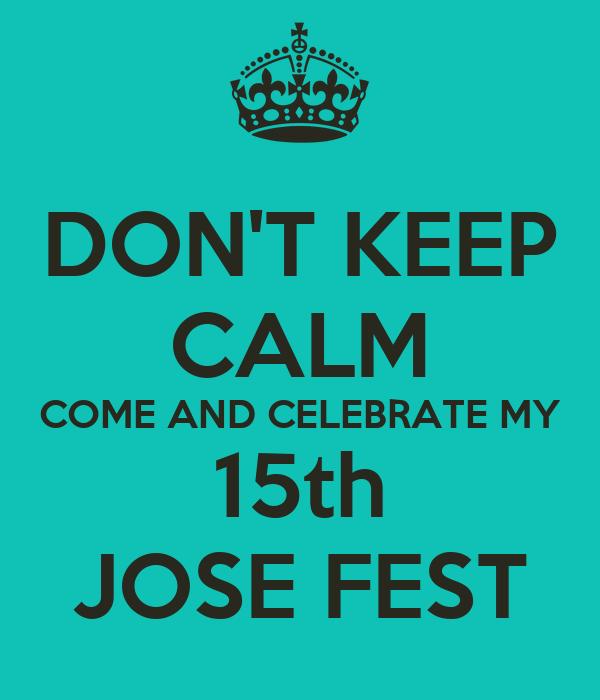 come on and celebrate pdf