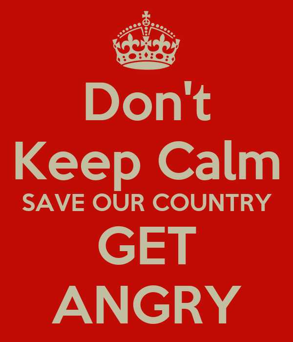 save our country