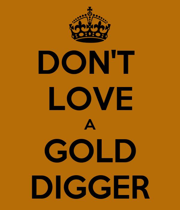 gold digger lyrics