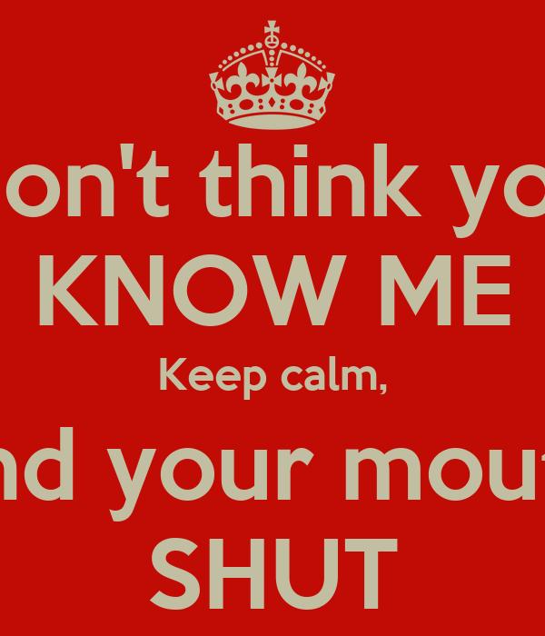 Mouth Shut Smiley 75
