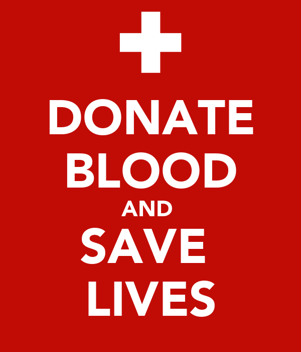 Donate Blood Travel