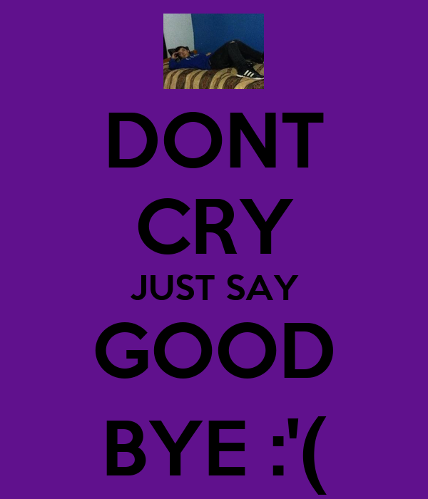 how to just cry when actung