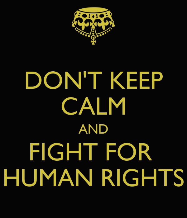 3 ways to fight for human rights in your community