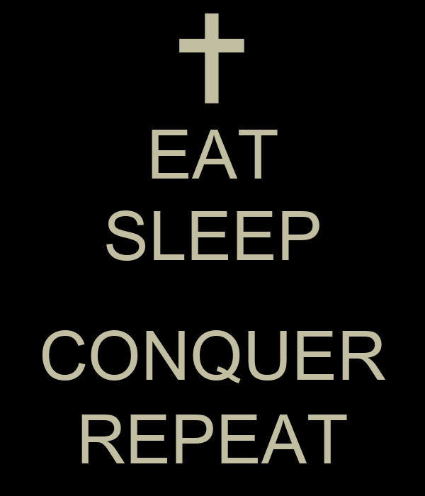 Brock Lesnar Eat Sleep Conquer Repeat Wallpaper Download