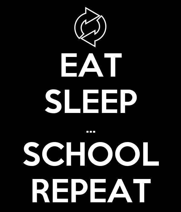 Back to School, Back to Sleep