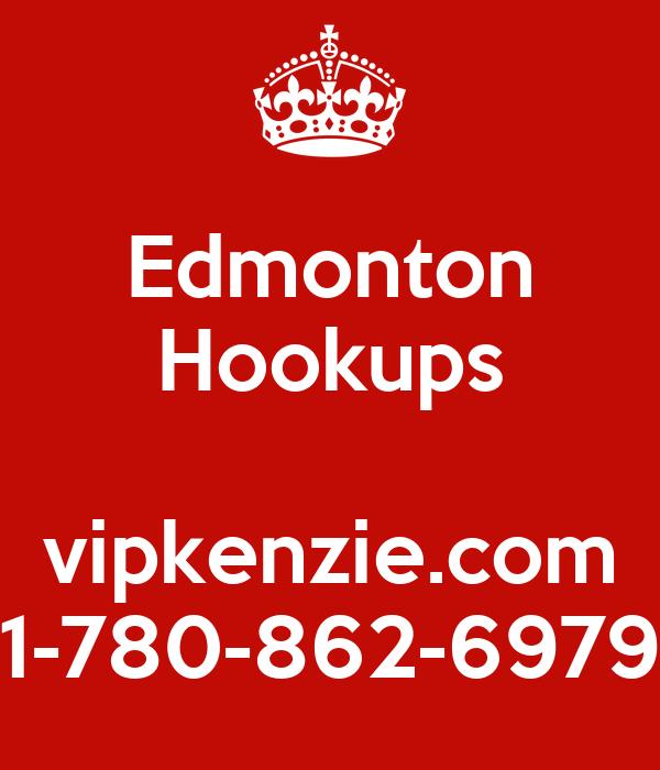Edmonton hookups
