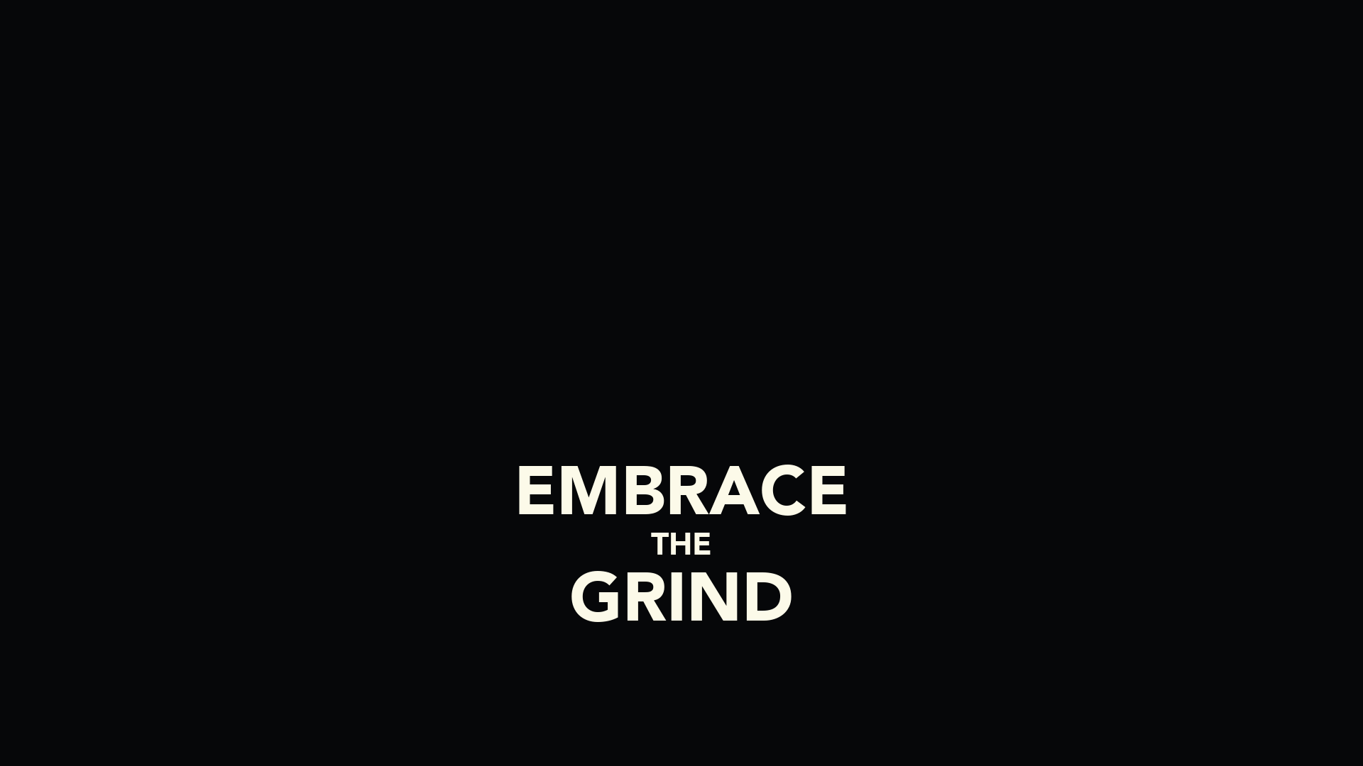 give example of personification lighting embrace the grind poster a keep calm o matic