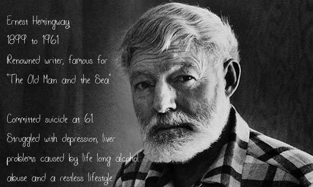 an analysis of the male characters in the works by ernest hemingway