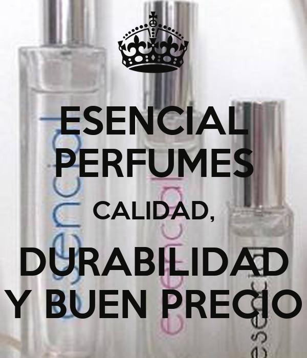 Esencial perfumes calidad durabilidad y buen precio for Sofas de calidad a buen precio