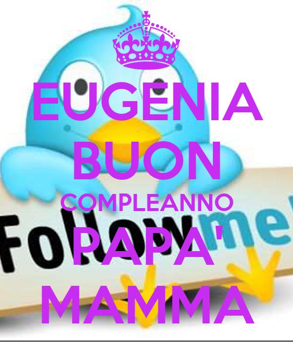 Preferenza Buon Compleanno Eugenia FF07 » Regardsdefemmes TG57