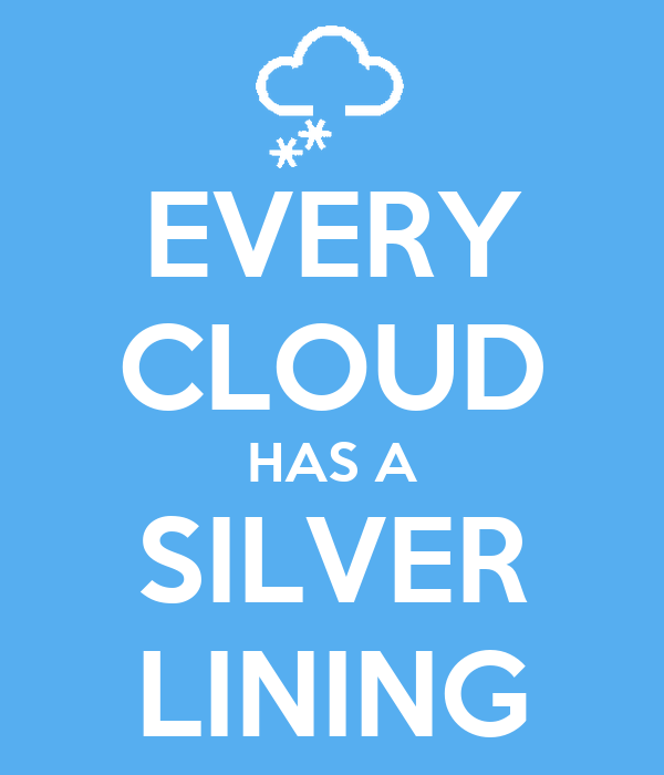 every cloud has a silver lining essay help