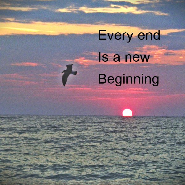 every end is a new beginning essays