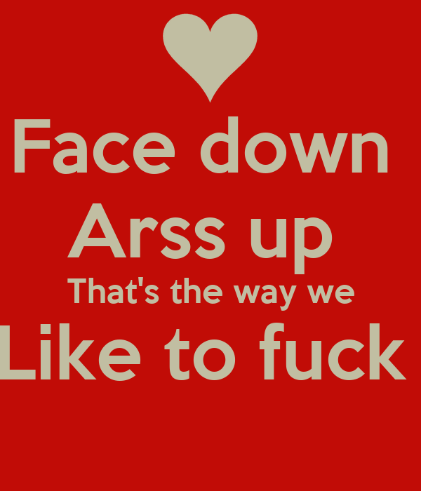 we like to fuck
