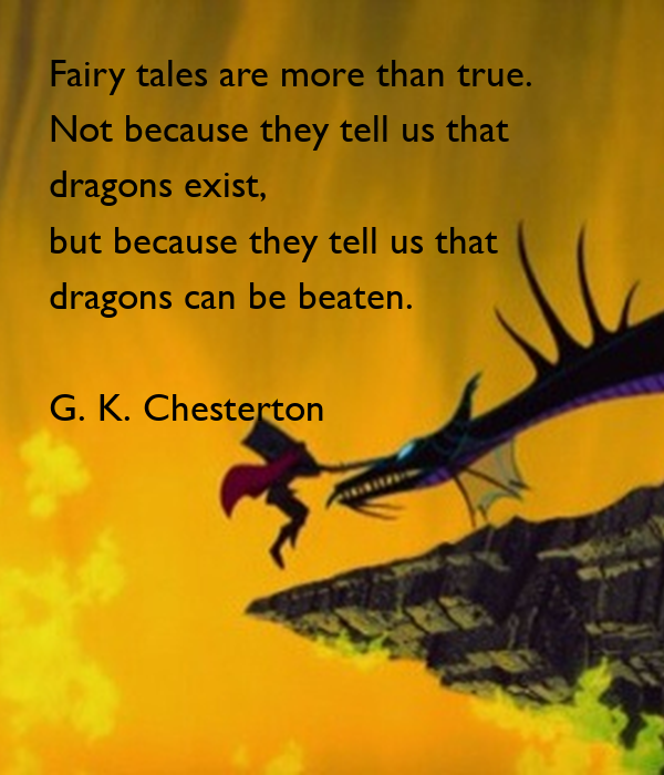 famous dragons in fairy tales