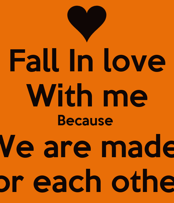 Made For Each Other Love Wallpaper