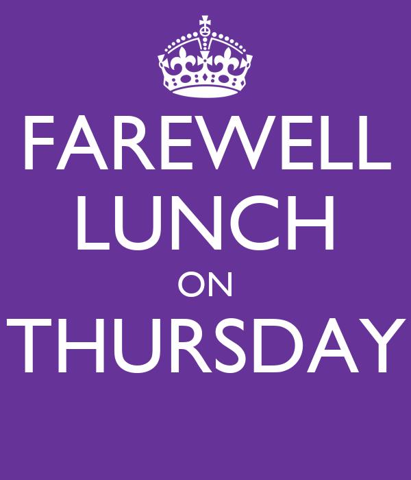 Farewell Lunch Invite was nice invitations template
