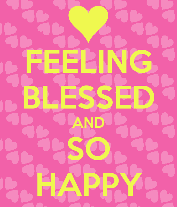 Feeling Blessed And Thankful Quotes. QuotesGram  Feeling Blessed...