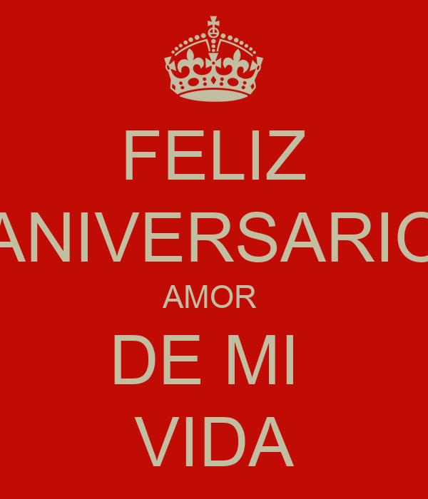 Feliz Aniversario Amor en Español Feliz Aniversario Amor de mi