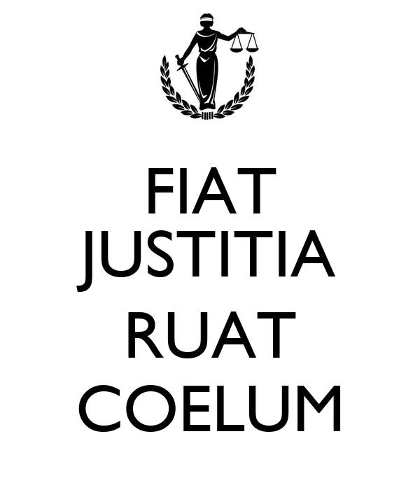 fiat justitia ruat coelum poster galihradhitya keep calm o matic. Cars Review. Best American Auto & Cars Review