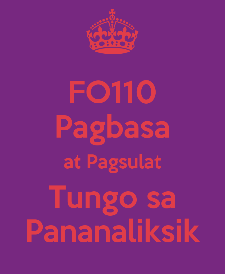 pagbasa pagsulat Shop for books on google play browse the world's largest ebookstore and start reading today on the web, tablet, phone, or ereader go to google play now .