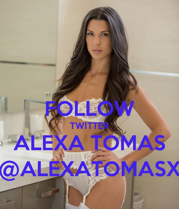 Tomas twitter alexa Alexa Tomas: