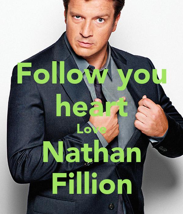 i Love Nathan Wallpaper Follow You Heart Love Nathan