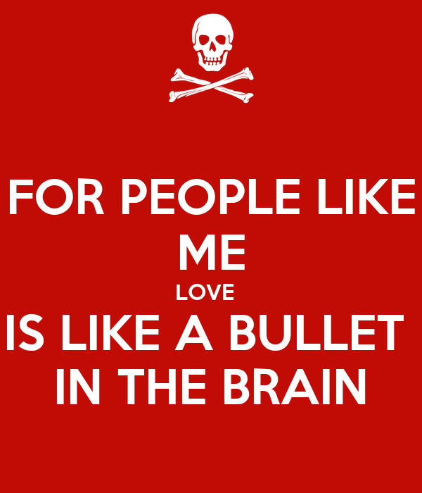 bullet in the brain by tobias wolff The night in question: stories [tobias wolff] stories like the chain and bullet in the brain are emphatic in their declarations of the human condition.