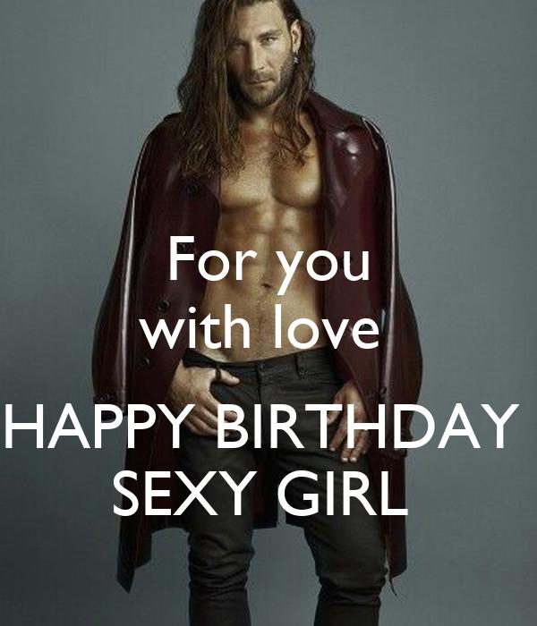 Sexy happy birthday girls
