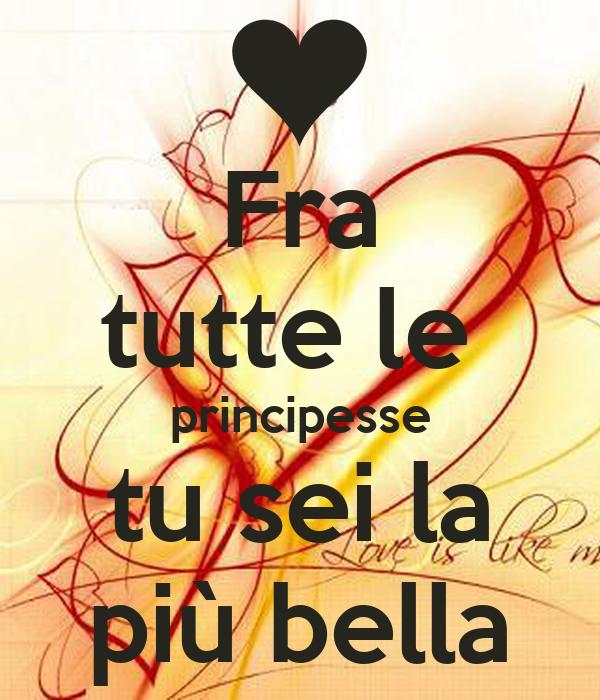 Fra tutte le principesse tu sei la più bella Poster   marcomilton13 ...