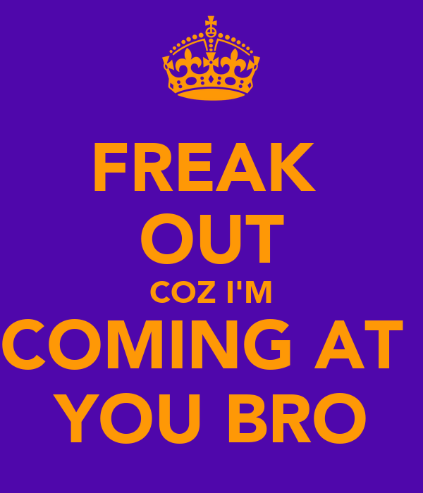 Gauntlet PnP Freak-out-coz-i-m-coming-at-you-bro