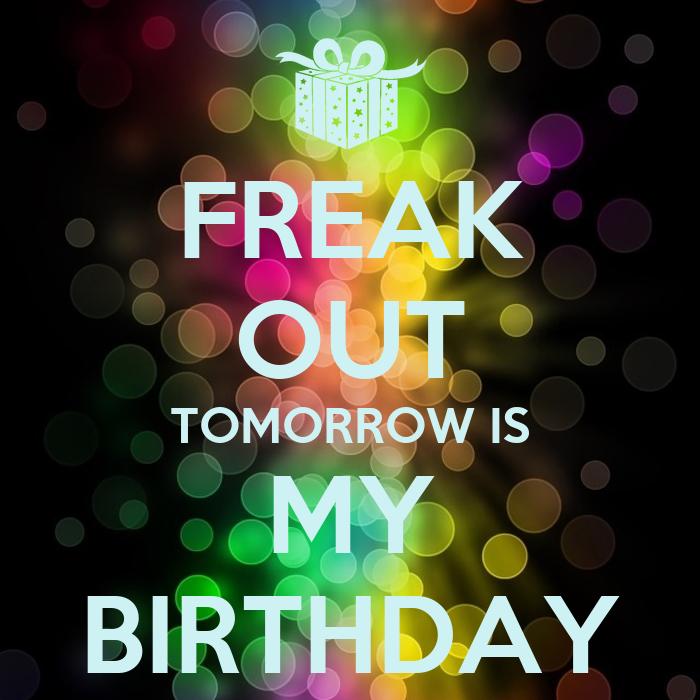 An Meinem Geburtstag