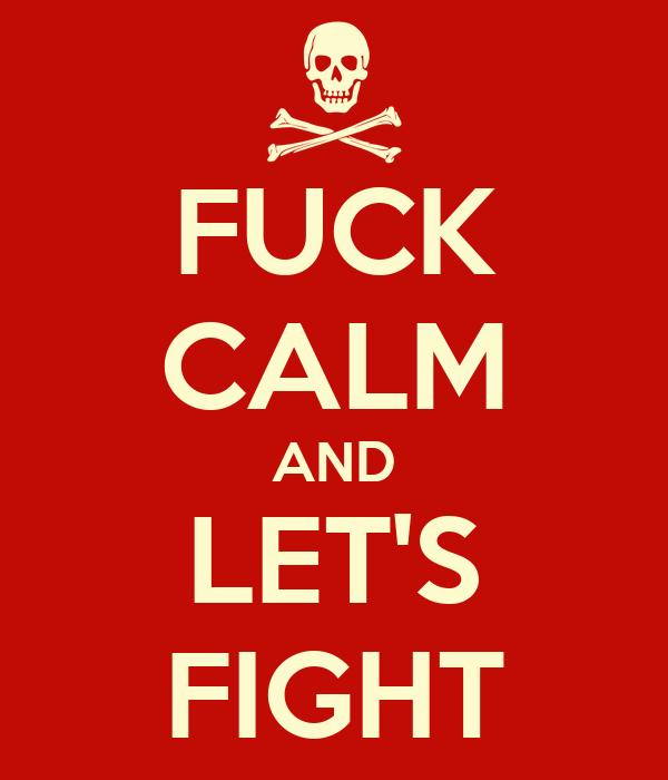 Resultado de imagem para lets fight