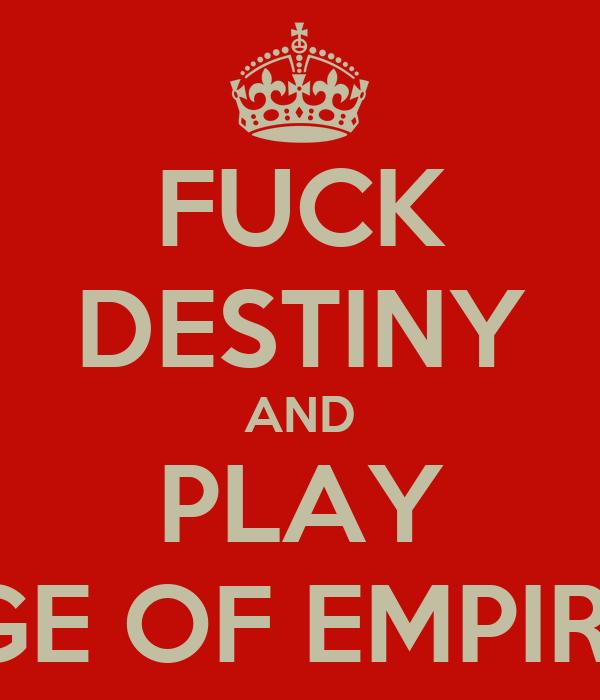 Fuck Destiny 58