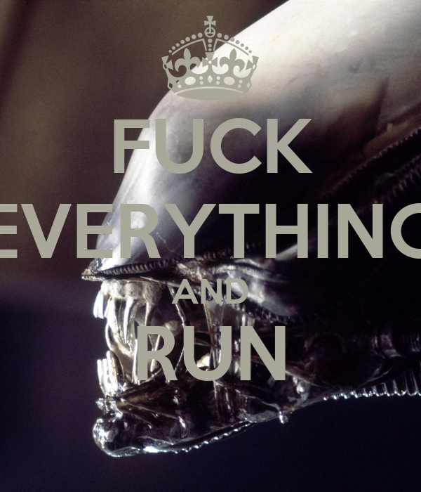 Fuck Everything And Run - Home Facebook