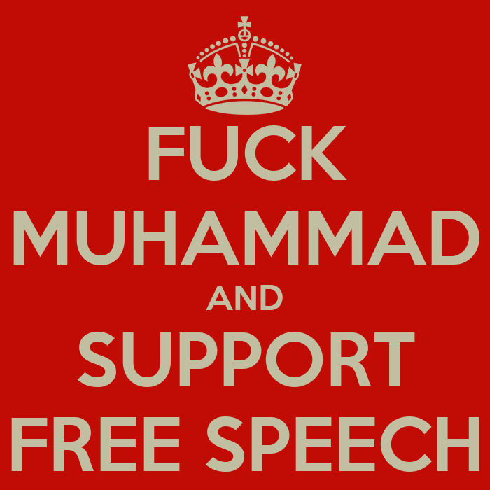 Fuck Mohammad 86